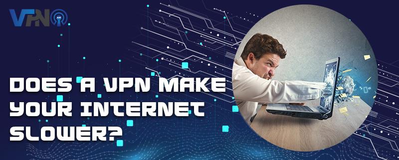Un VPN rend-il votre internet plus lent ?