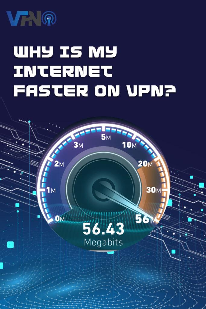 Pourquoi mon Internet est-il plus rapide avec le VPN ?